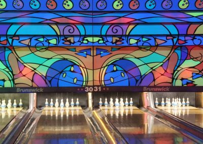 Cosmic Bowling Quilles G plus Repentigny