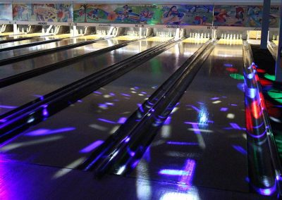 Cosmic Bowling Quilles G plus LaSalle