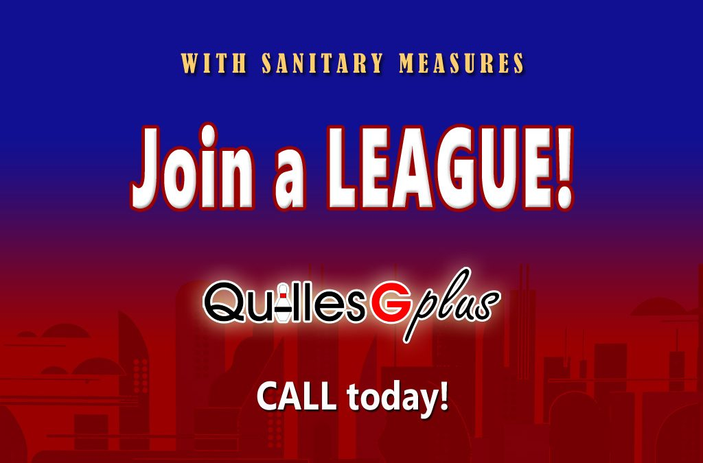 Join a Bowling Leagues!