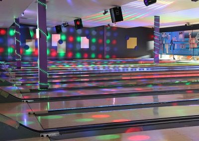 Cosmic Bowling Quilles G plus Mascouche